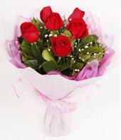 9 adet kaliteli görsel kirmizi gül  Bolu çiçek gönderme
