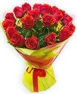 19 Adet kırmızı gül buketi  Bolu çiçek siparişi vermek