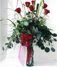 Bolu çiçek siparişi sitesi  7 adet gül özel bir tanzim