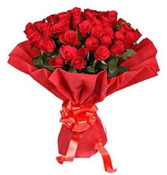 41 adet gülden görsel buket  Bolu çiçek satışı