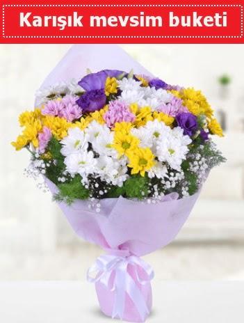 Karışık Kır Çiçeği Buketi  Bolu güvenli kaliteli hızlı çiçek
