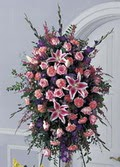 Bolu çiçek yolla  ferforje tanzim kazablankadan
