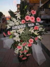 kazablanka,gerbera,sebboy ferforje  Bolu çiçekçi mağazası