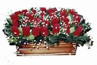 yapay gül çiçek sepeti   Bolu çiçek siparişi vermek
