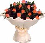 11 adet gonca gül buket   Bolu çiçek gönderme sitemiz güvenlidir