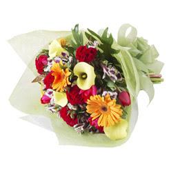 karisik mevsim buketi   Bolu online çiçekçi , çiçek siparişi