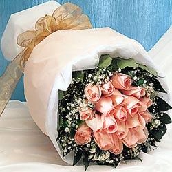 12 adet sonya gül buketi anneler günü için olabilir   Bolu İnternetten çiçek siparişi