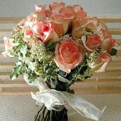 12 adet sonya gül buketi    Bolu çiçek gönderme