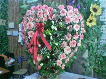 Bolu çiçek gönderme  SEVDIKLERINIZE ÖZEL KALP PANO