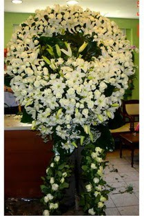 Cenaze çelenk , cenaze çiçekleri , çelengi  Bolu çiçek satışı