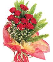 11 adet kaliteli görsel kirmizi gül  Bolu çiçek satışı