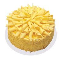Muzlu pasta 4 ile 6 kisilik yas pasta  Bolu çiçekçi telefonları