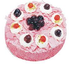 Sahane Tat yas pasta frambogazli yas pasta  Bolu çiçek gönderme sitemiz güvenlidir