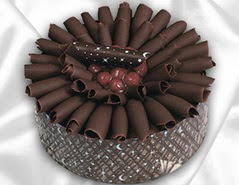 online pasta satisi 4 ile 6 kisilik çikolatali meyvali yaspasta  Bolu cicekciler , cicek siparisi