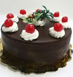 4 ile 6 kisilik yas pasta çikolatali taze pastaci  Bolu anneler günü çiçek yolla