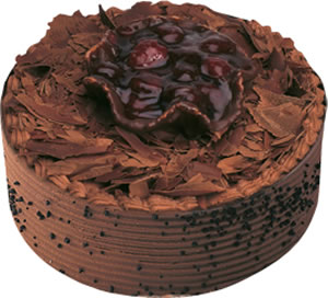 pasta satisi 4 ile 6 kisilik çikolatali yas pasta  Bolu çiçek , çiçekçi , çiçekçilik