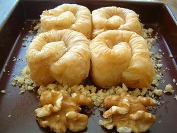 tatli siparisi Essiz lezzette 1 kilo bülbül yuvasi  Bolu cicekciler , cicek siparisi