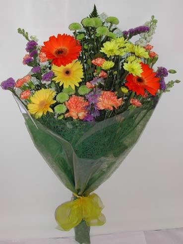 karisik kir çiçek buketi çiçek gönderimi  Bolu cicekciler , cicek siparisi