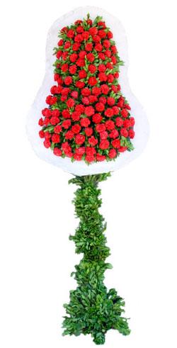 Dügün nikah açilis çiçekleri sepet modeli  Bolu İnternetten çiçek siparişi
