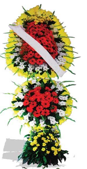 Dügün nikah açilis çiçekleri sepet modeli  Bolu çiçek yolla
