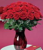 Bolu çiçek online çiçek siparişi  11 adet Vazoda Gül sevenler için ideal seçim