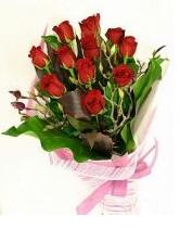 11 adet essiz kalitede kirmizi gül  Bolu anneler günü çiçek yolla