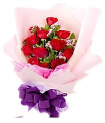 7 gülden kirmizi gül buketi sevenler alsin  Bolu çiçek gönderme sitemiz güvenlidir