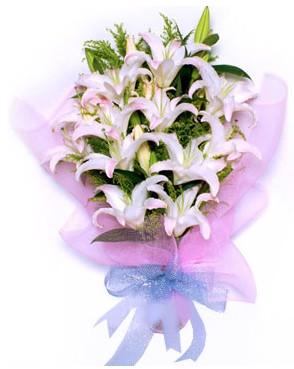 5 dal kazablankadan muhteşem buket  Bolu hediye çiçek yolla
