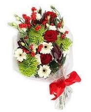 Kız arkadaşıma hediye mevsim demeti  Bolu online çiçek gönderme sipariş