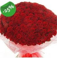 151 adet sevdiğime özel kırmızı gül buketi  Bolu çiçek siparişi sitesi