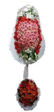 çift katlı düğün açılış sepeti  Bolu internetten çiçek satışı