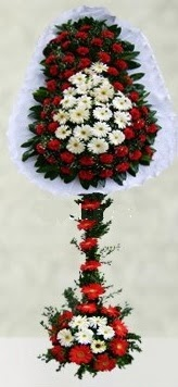 Bolu internetten çiçek satışı  çift katlı düğün açılış çiçeği