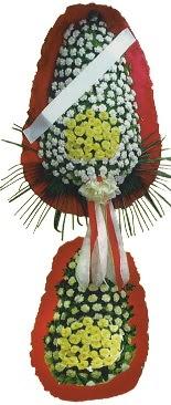 Çift katlı düğün açılış çiçeği  Bolu çiçek servisi , çiçekçi adresleri