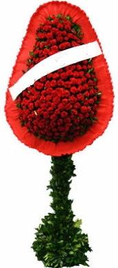 Tek katlı görsel düğün nikah açılış çiçeği  Bolu çiçekçi mağazası