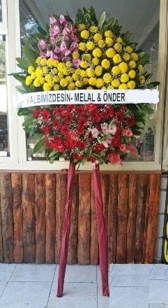 Bolu anneler günü çiçek yolla  Cenaze çiçek modeli