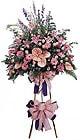 Bolu güvenli kaliteli hızlı çiçek   Ferforje Pembe kazablanka