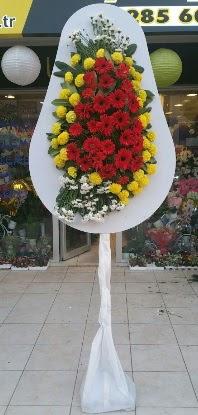 Tek katlı düğün nikah açılış çiçeği  Bolu çiçek siparişi vermek