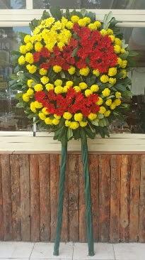 Cenaze çelengi çiçek modeli  Bolu çiçek mağazası , çiçekçi adresleri