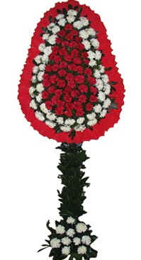 Çift katlı düğün nikah açılış çiçek modeli  Bolu çiçekçi mağazası