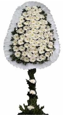 Tek katlı düğün nikah açılış çiçek modeli  Bolu çiçek siparişi sitesi