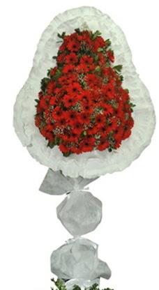 Tek katlı düğün nikah açılış çiçek modeli  Bolu cicekciler , cicek siparisi