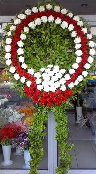 Cenaze çelenk çiçeği modeli  Bolu anneler günü çiçek yolla
