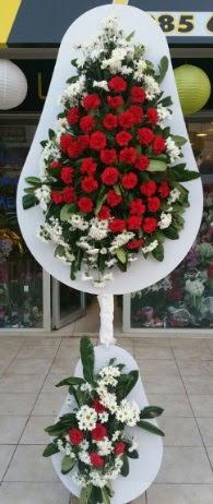 2 katlı nikah çiçeği düğün çiçeği  Bolu çiçek gönderme