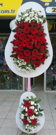 Çift katlı düğün nikah işyeri açılış çiçeği  Bolu İnternetten çiçek siparişi