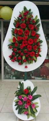 Çift katlı düğün nikah açılış çiçek modeli  Bolu internetten çiçek siparişi