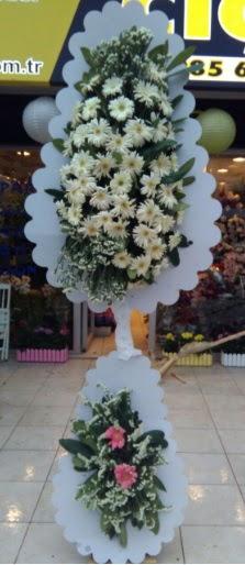 Çift katlı düğün nikah açılış çiçeği  Bolu çiçekçi telefonları