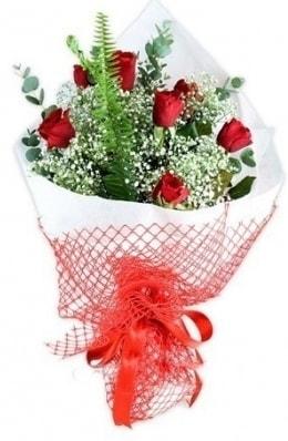 7 adet gülden kız arkadaşıma çiçek  Bolu çiçekçi telefonları