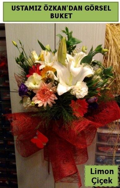 Karışık görsel mevsim çiçeği  Bolu ucuz çiçek gönder
