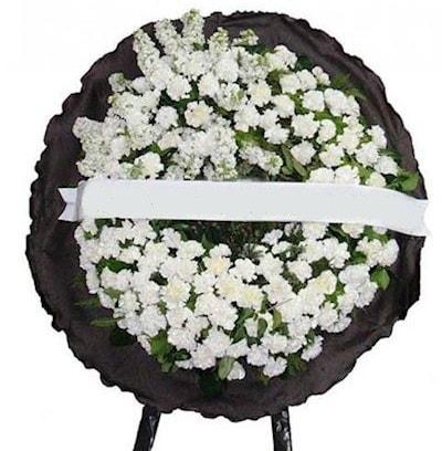 Cenaze çelengi çiçeği modelleri  Bolu internetten çiçek satışı