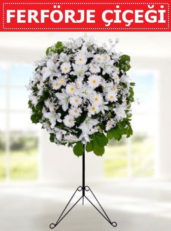 Ferförje aranjman çiçeği  Bolu ucuz çiçek gönder
